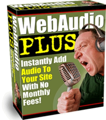 Product picture Website Audio Plus W/RR