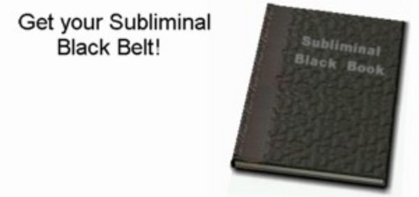 Product picture The Subliminal Black Book