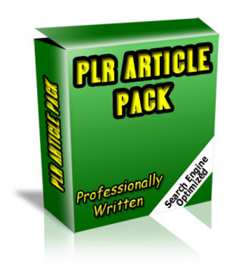 Product picture PLR Article Pack